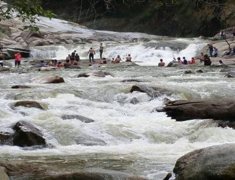 Chamang Waterfalls