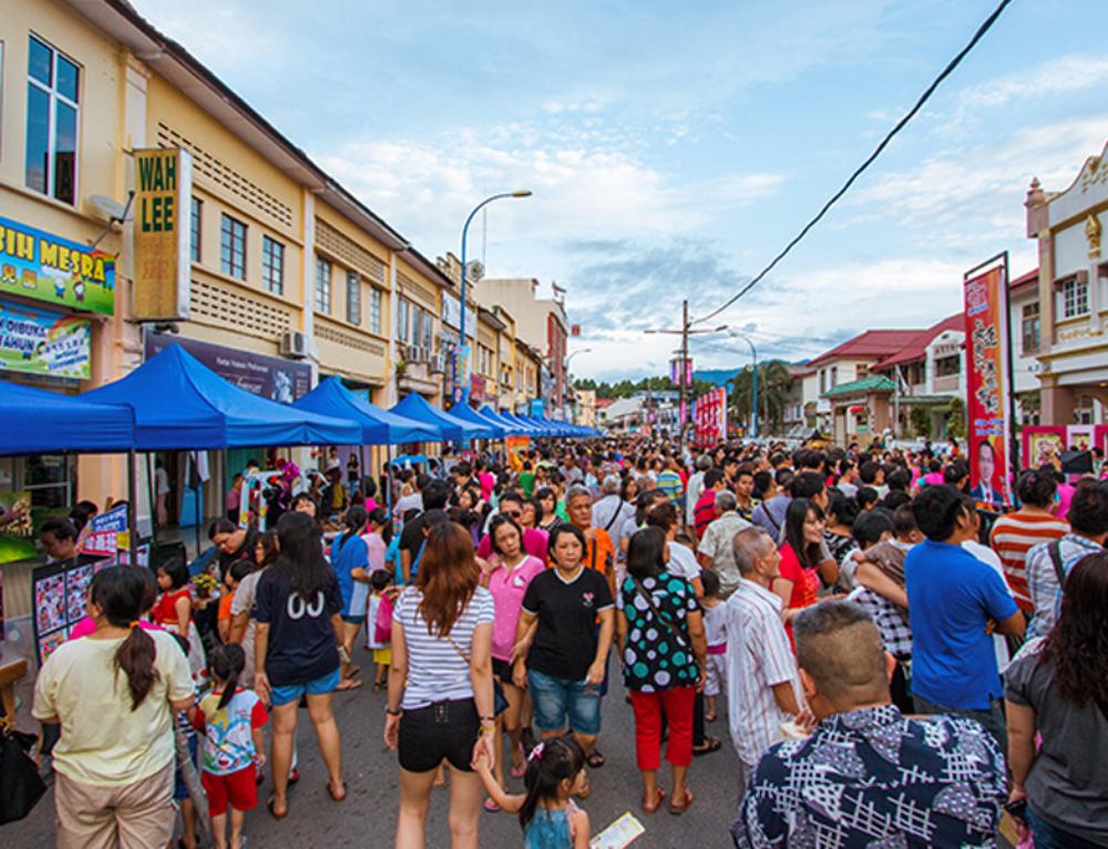 Welcome Bentong Culture Street